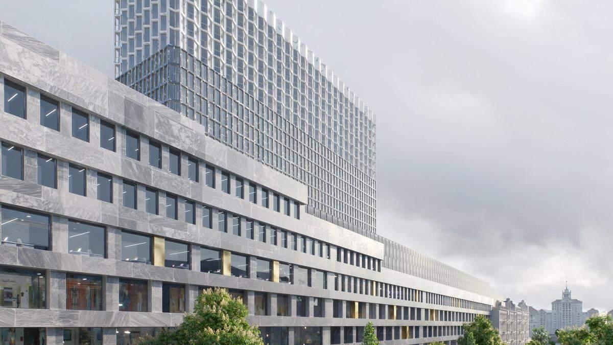 Что хотят сделать из здания Киевпроекта: кто стоит за реконструкцией
