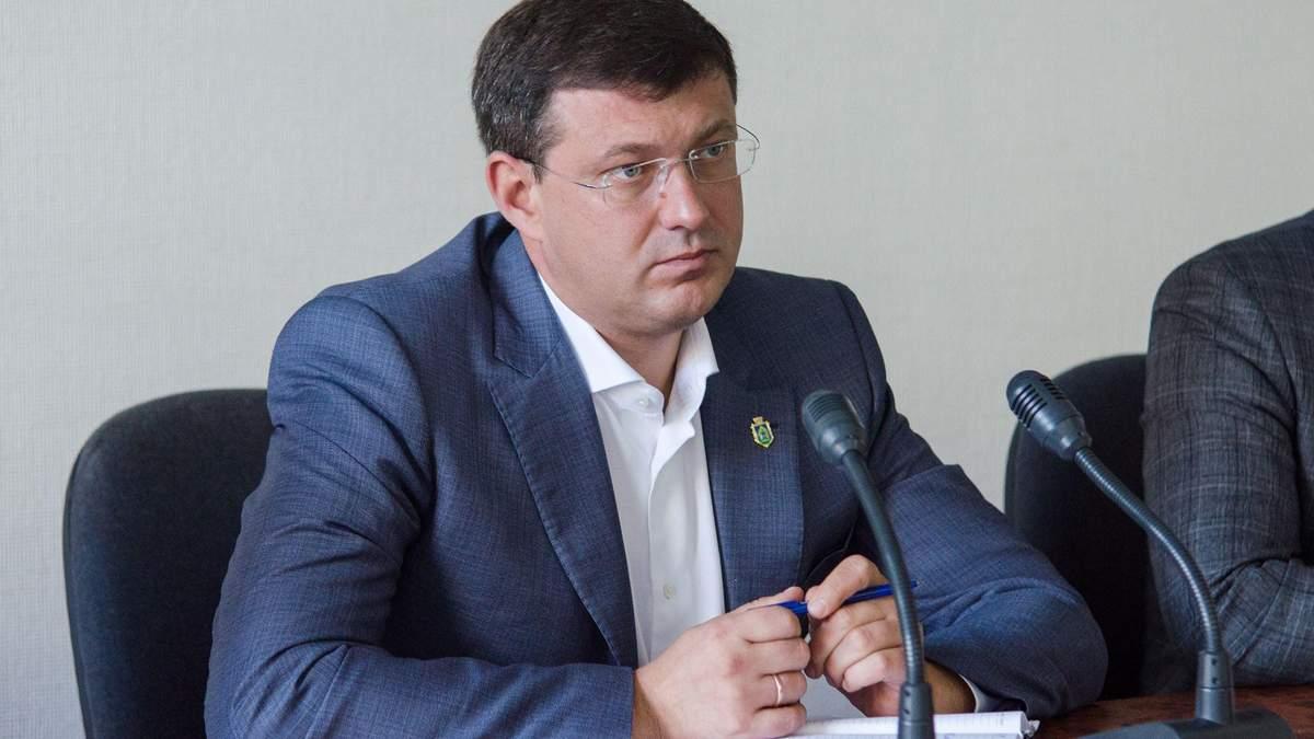 Мэра Броваров Сапожко ограбили и избили