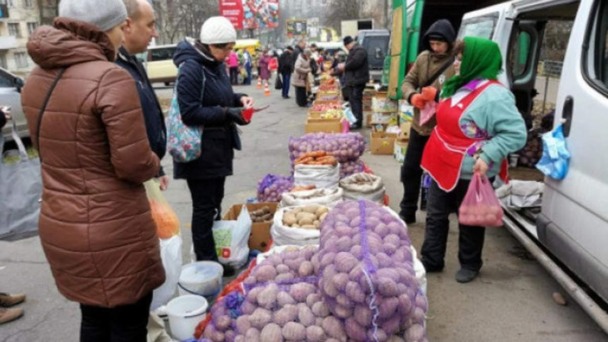 В Киеве, несмотря на запрет проведут продуктовые ярмарки
