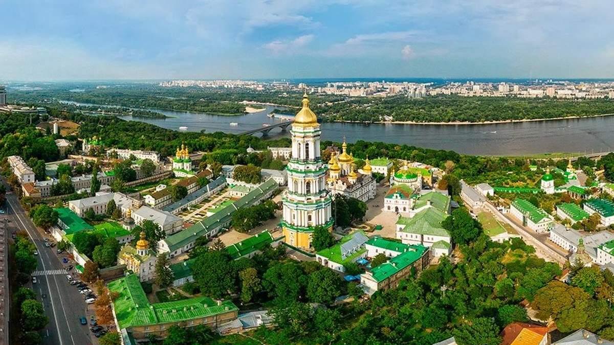 Київ посів 100 місце у рейтингу найзеленіших міст світу