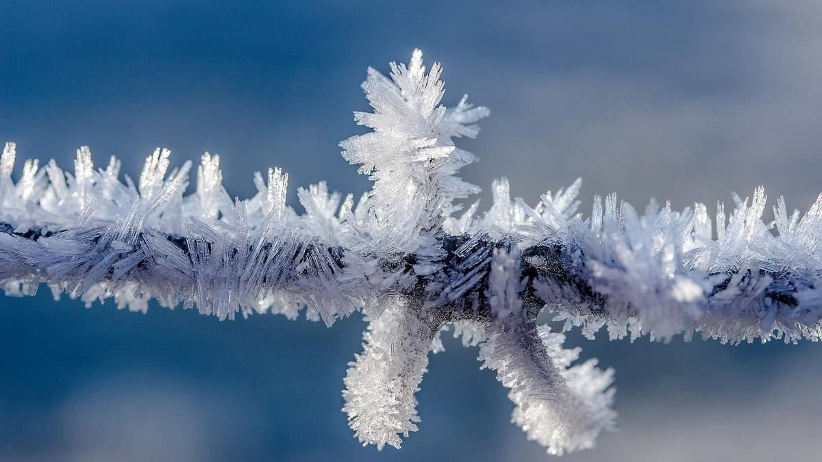 Погода у Києві: через морози скасували вуличні ярмарки