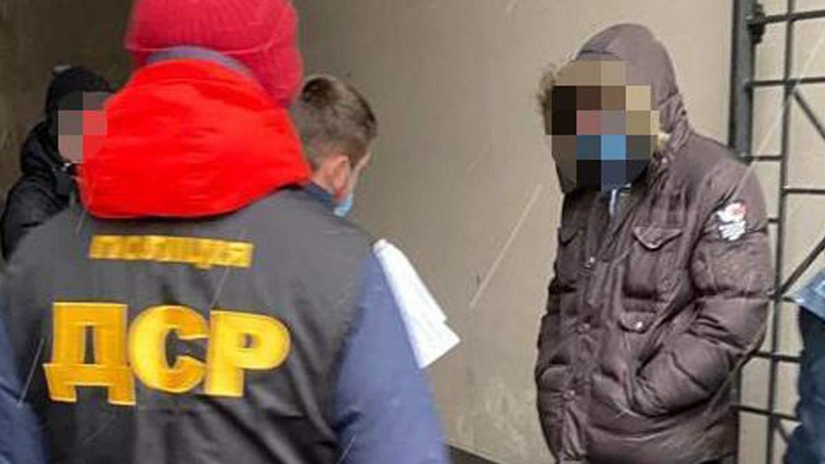 У Києві на хабарі впіймали начальника управління Київтранспарксервіс
