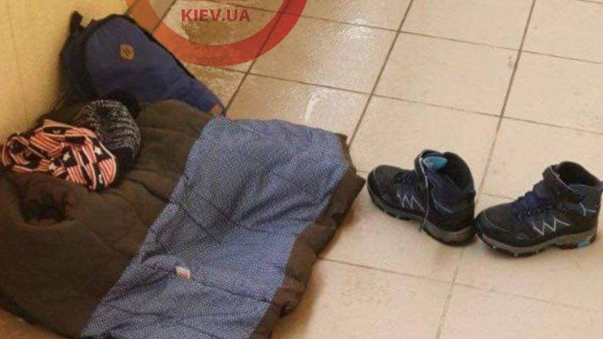 В пригороде Киева мальчик выпрыгнул с 15 этажа: его вещи нашли на балконе