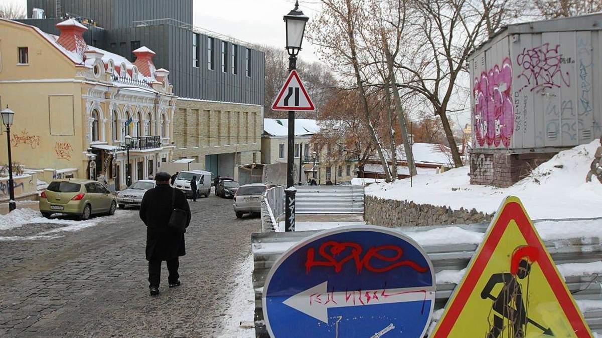 Вбивство на Андріївському узвозі у Києві в новорічну ніч: деталі