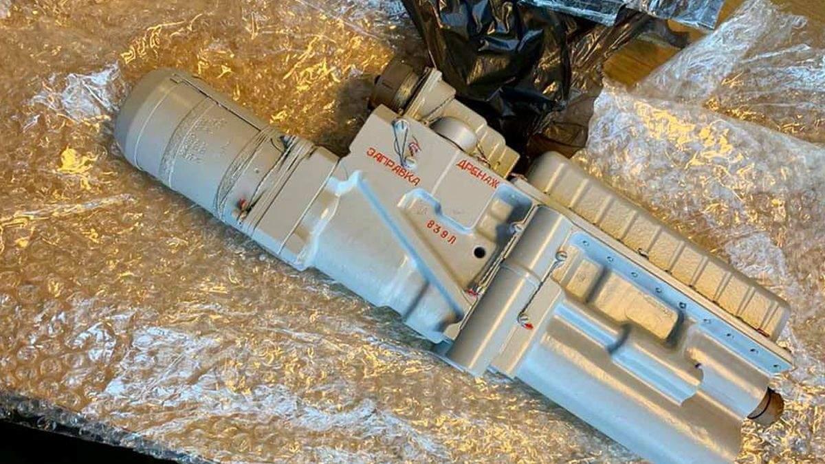 Киянин відправив до М'янми кермо від винищувача МіГ-29 - Київ