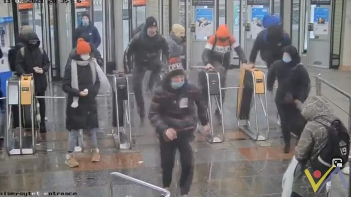 У Києві побилися спортсмени та працівники СБУ: відео