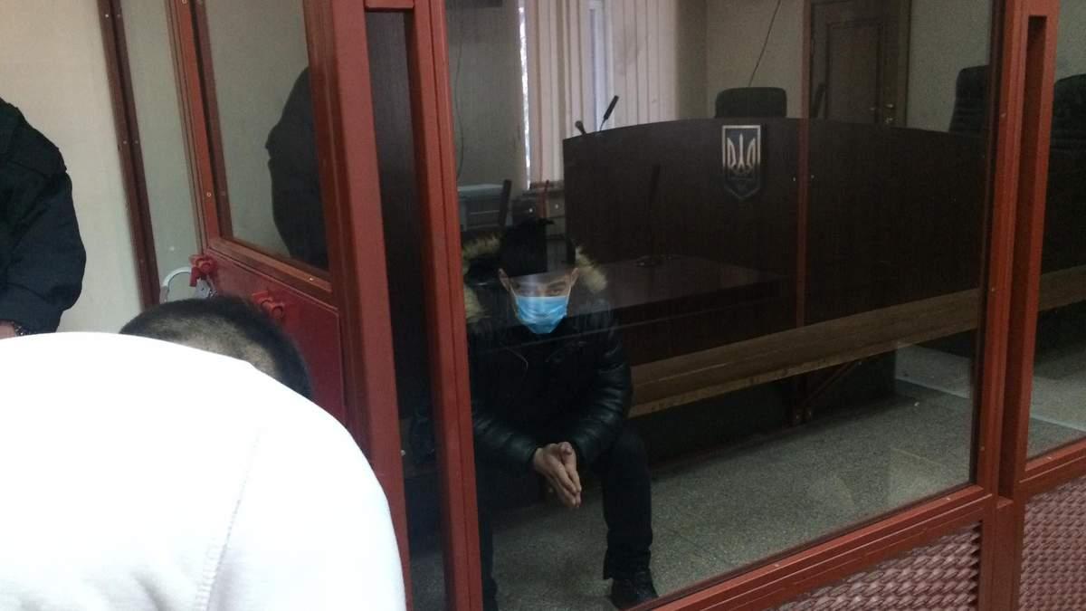 Водія, який до смерті побив пішохода у Києві, взяли під варту