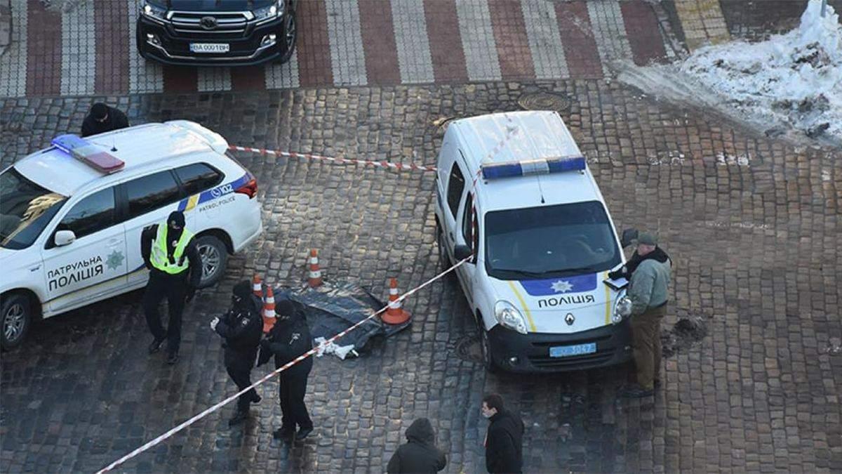 Водій, що вбив пішохода в Києві, зробив зізнання в суді: донька загиблого йому не вірить