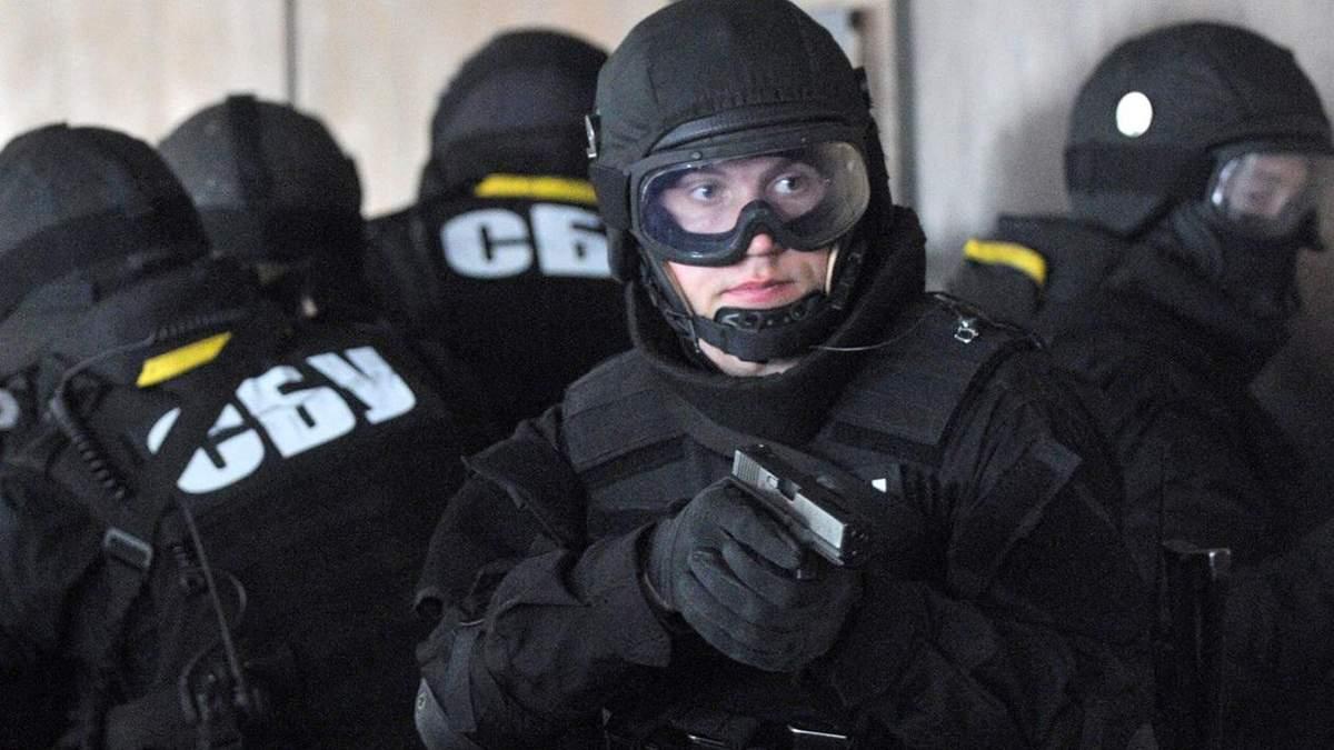 Бійка спортсменів та працівники СБУ у метро: що відомо про нападників