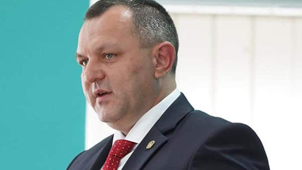 Председатель Киевской ОГА Володин заболел на коронавирус