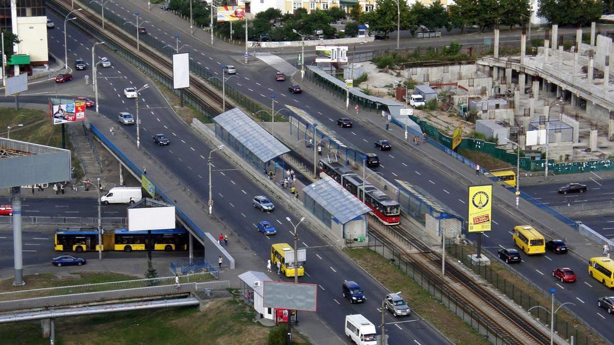 У Києві почнуть ремонт Індустріального шляхопроводу