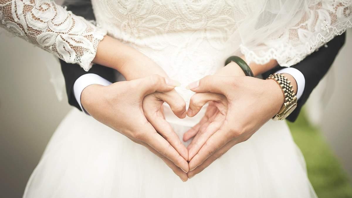 В Киеве рассказали в каком районе больше всего женятся