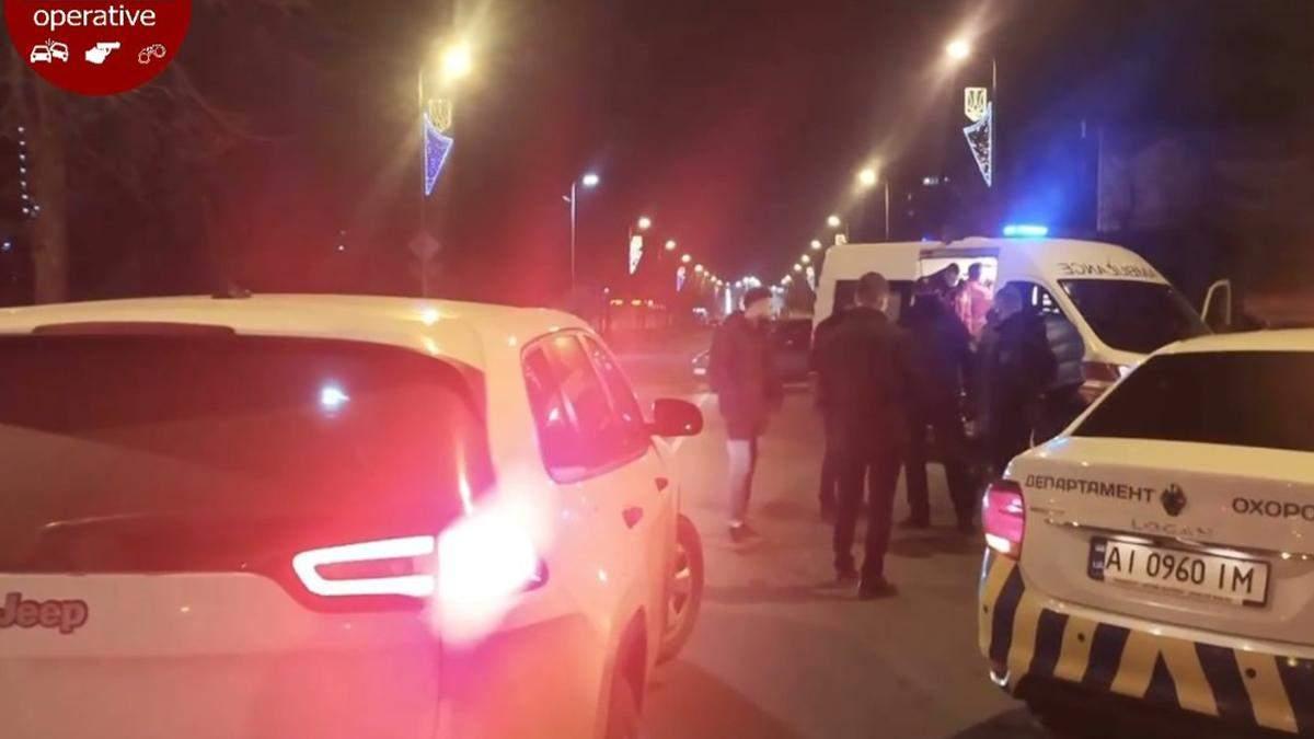 На Київщині водій на Jeep збив 15-річного хлопця на переході