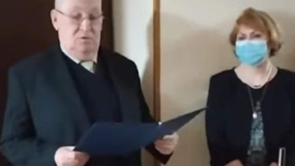 """""""Празднование"""" открытия туалета в университете: Креминь просит Минобразования о расследовании"""