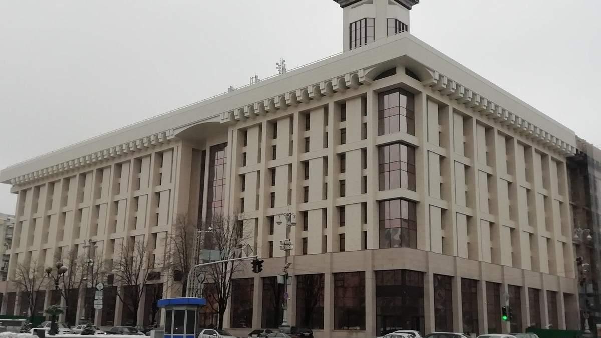 В Доме профсоюзов в Киеве таки открыли покерный клуб - Новости