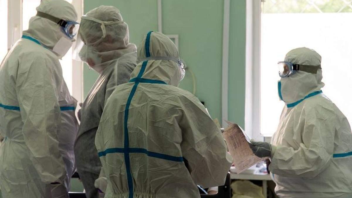 В Киеве от COVID-19 снова умерло рекордное количество людей