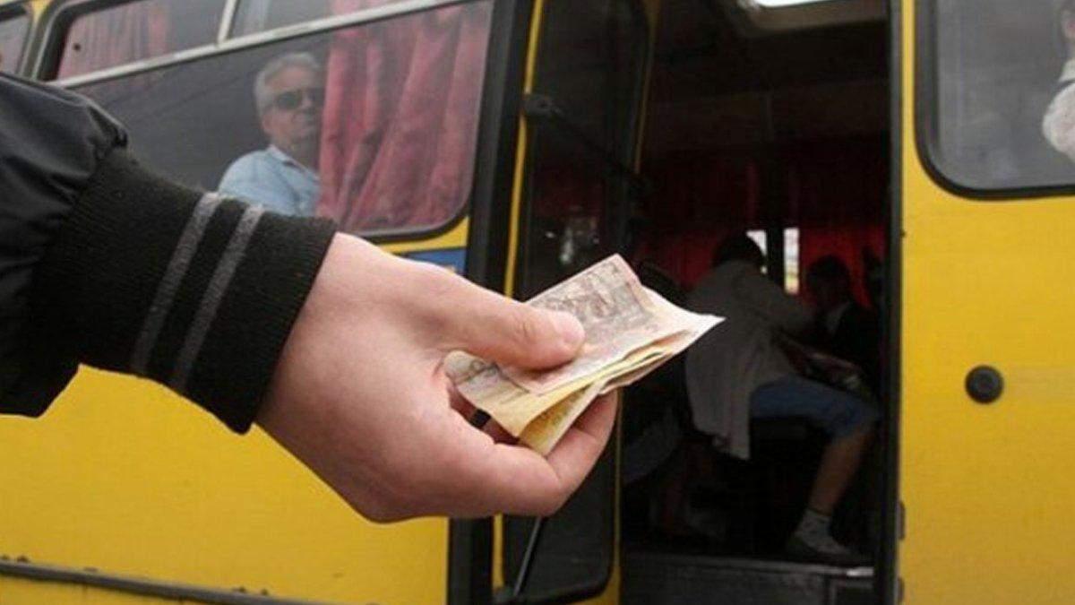 Вартість проїзду у Києві в маршрутках поки не підійматимуть