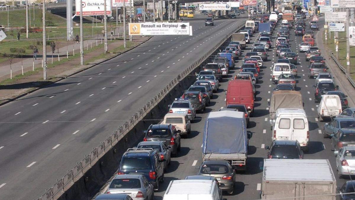 В Киеве на 7 улицах прекращает действовать ограничения скорости