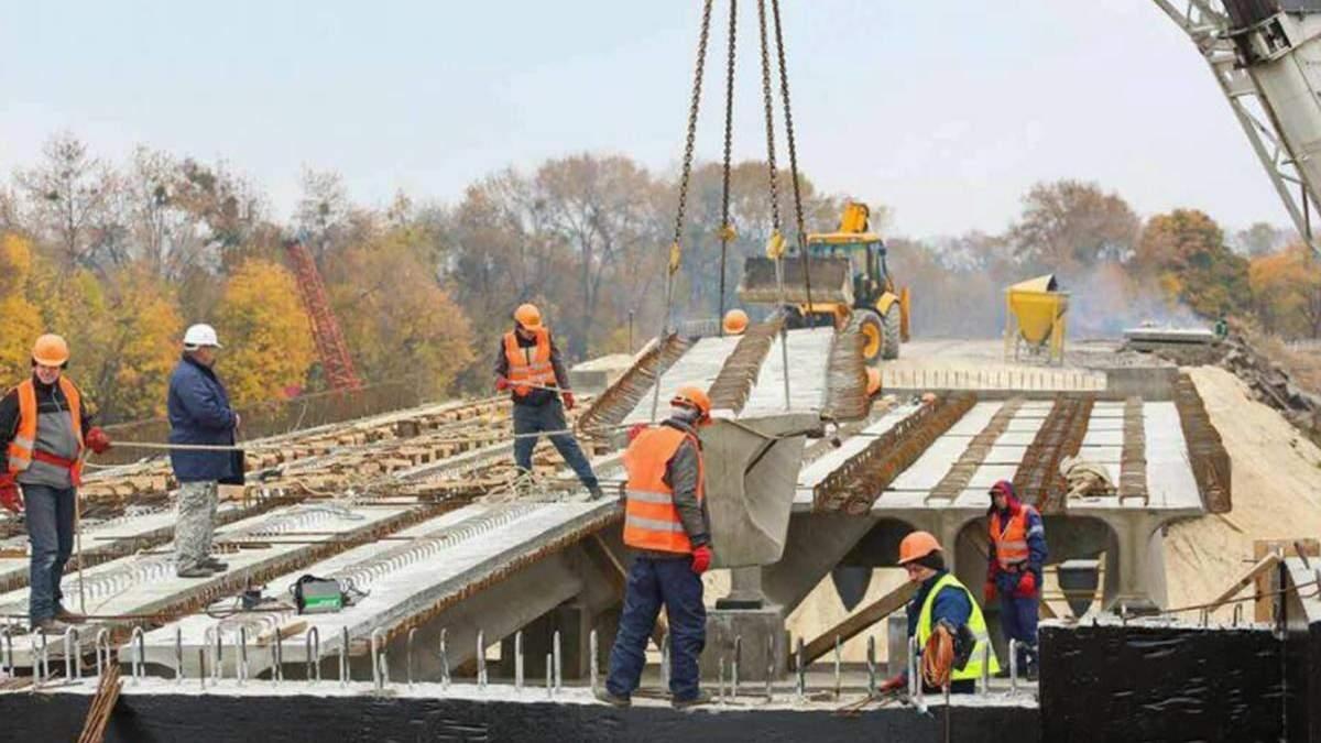 Под Киевом начнут строить Большую кольцевую дорогу