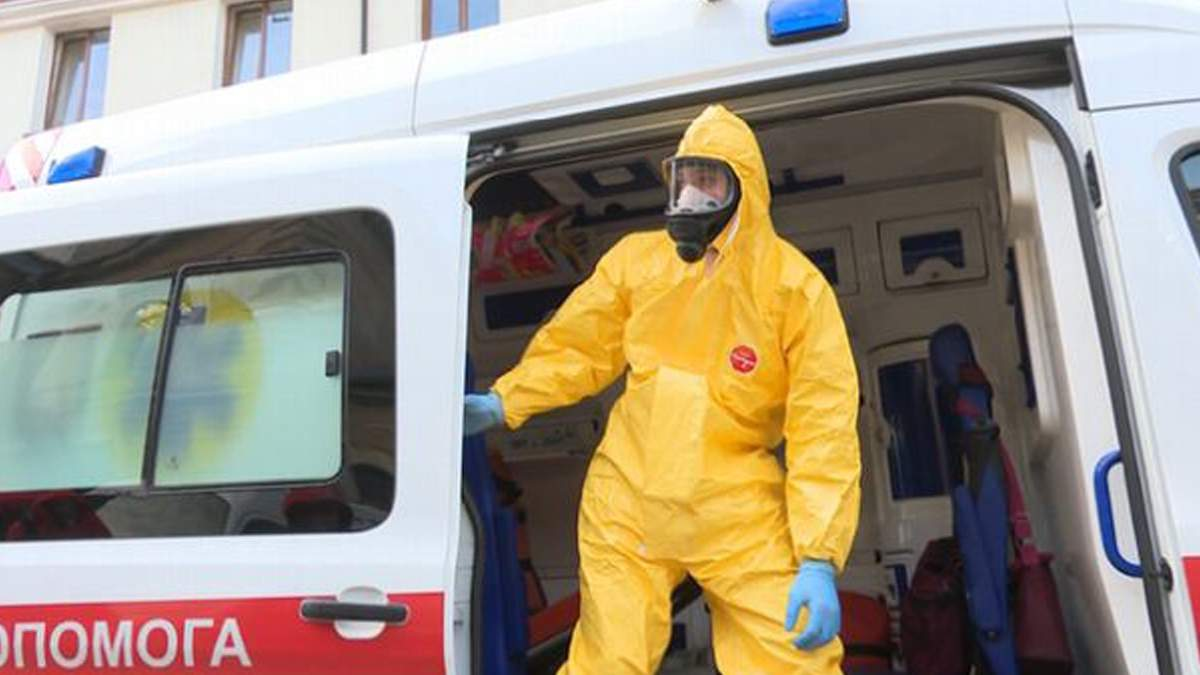 Статистика випадків коронавірусу за добу на 31.03.2021 - Київ
