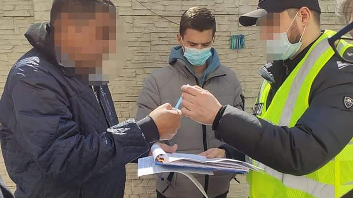 Поліція звільнила з полону киянина: фото