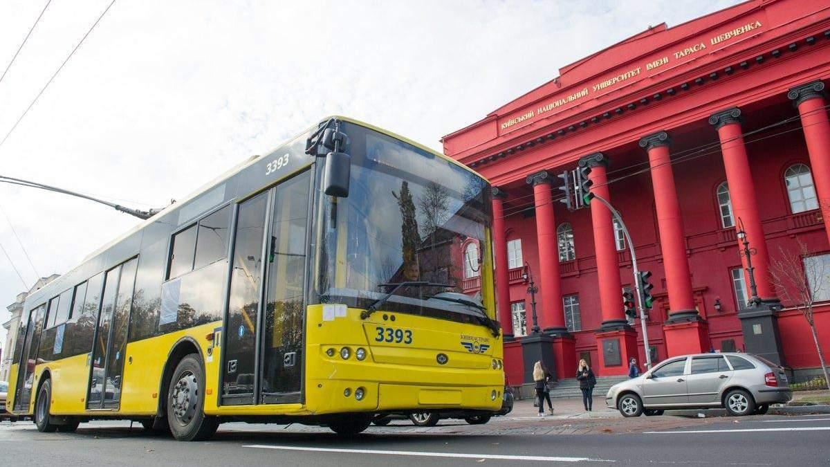В Киеве напечатали 500 тысяч спецпропусков для транспорта