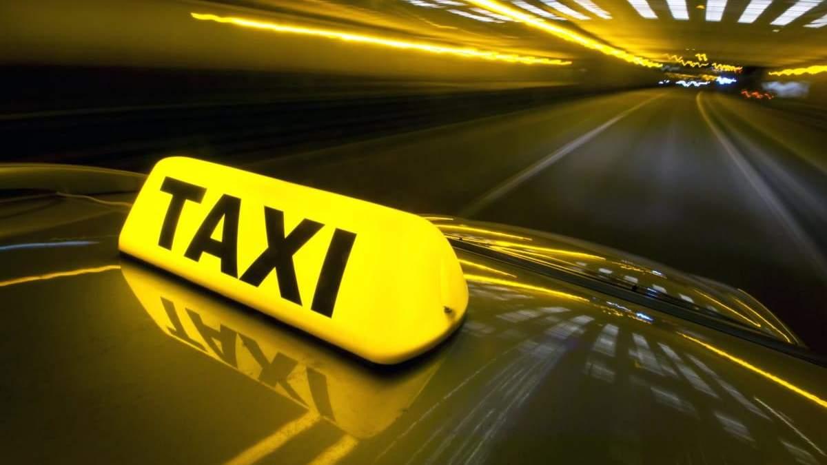 В Киеве таксисты снова подняли цены