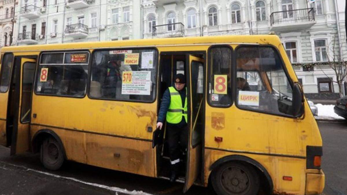 В Киеве маршрутчики массово увольняются из-за локдауна: работать невыгодно