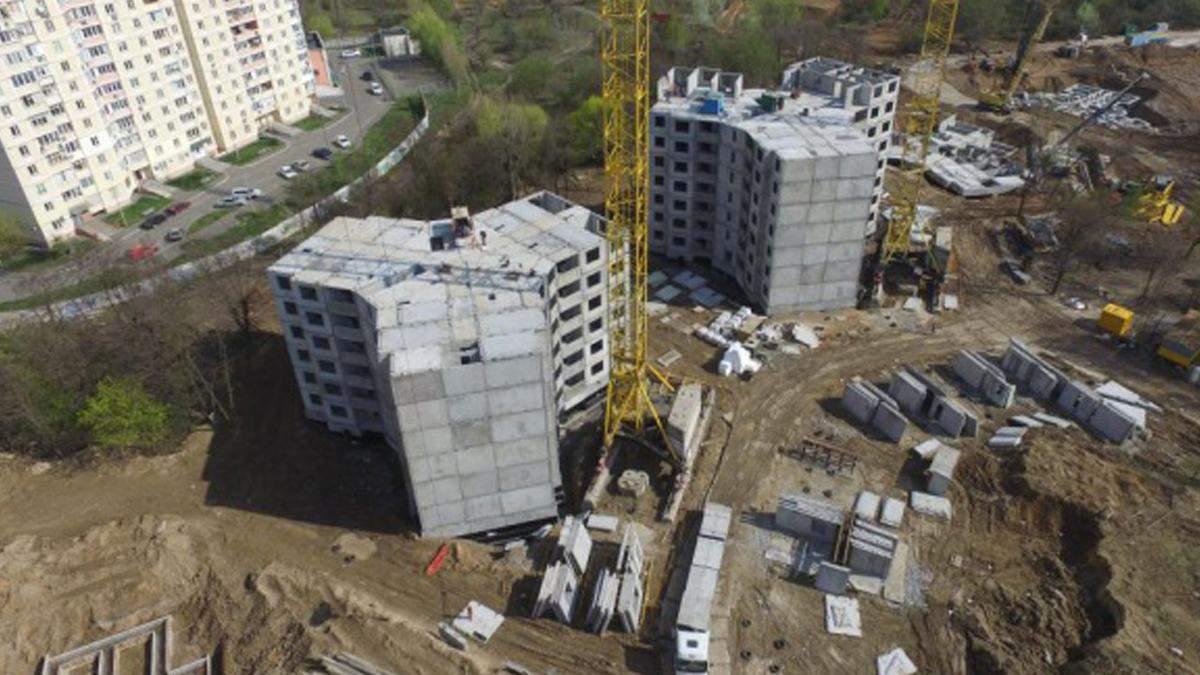 """Незавершенные объекты """"Аркады"""" в Киеве наконец достроят: подписали меморандум"""