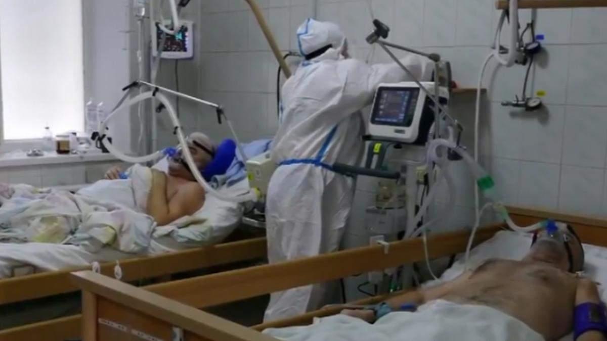 В Киеве на 08.04.2021 в сутки обнаружили 1886 случаев коронавируса