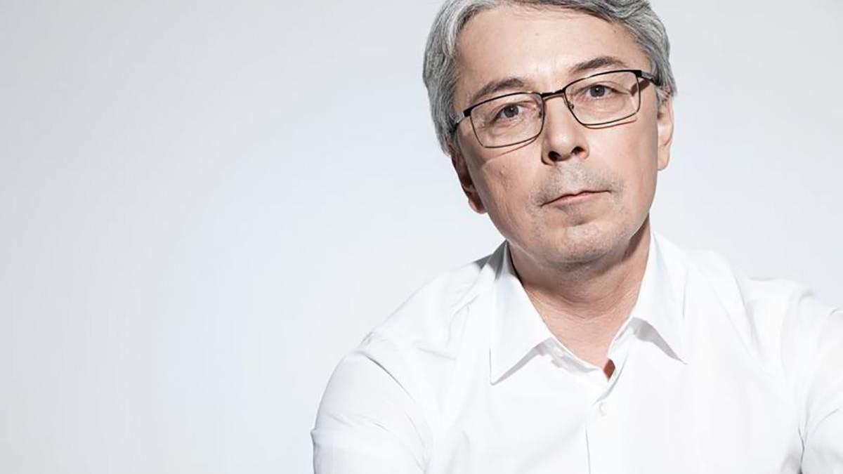 Ткаченко відреагував на знесення будинку Уткіна в Києві