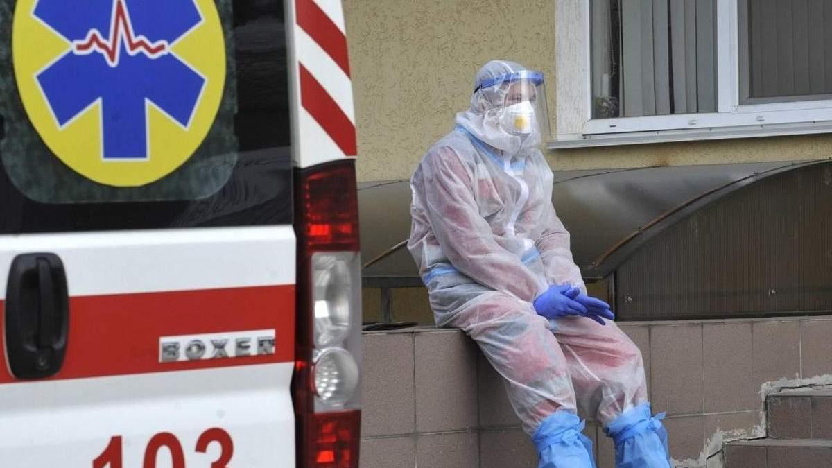 Больше всего в Украине: в Киеве за сутки COVID-19 заболело более 1,5 тысячи человек