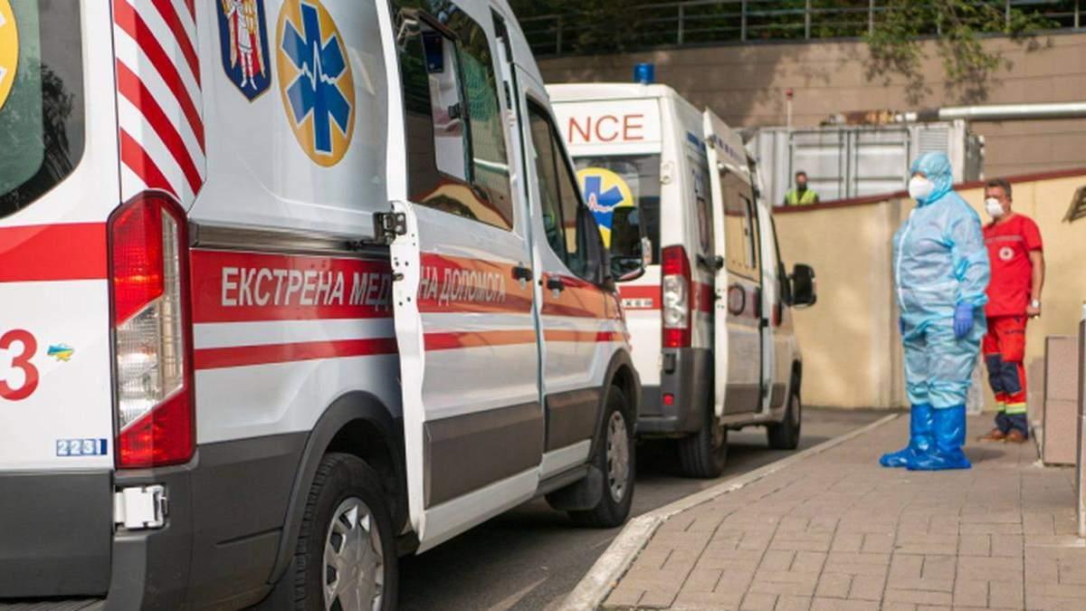 В Киеве от COVID-19 умерли более 4 тысяч жителей
