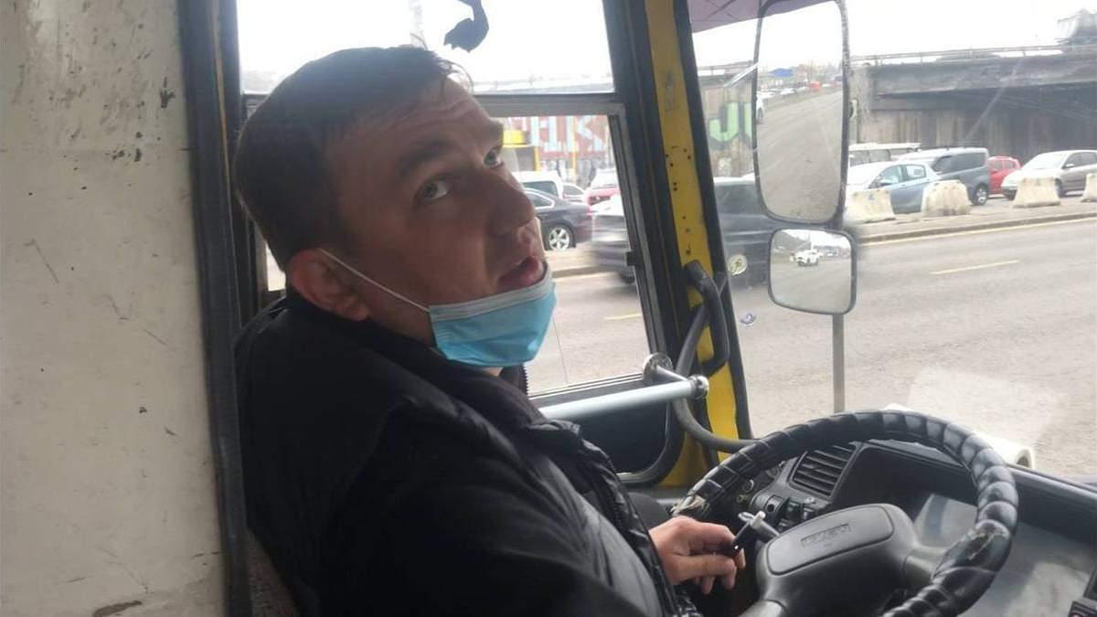 Заборона власників: у Києві маршрутник зі скандалом відмовив ветерану в проїзді – відео