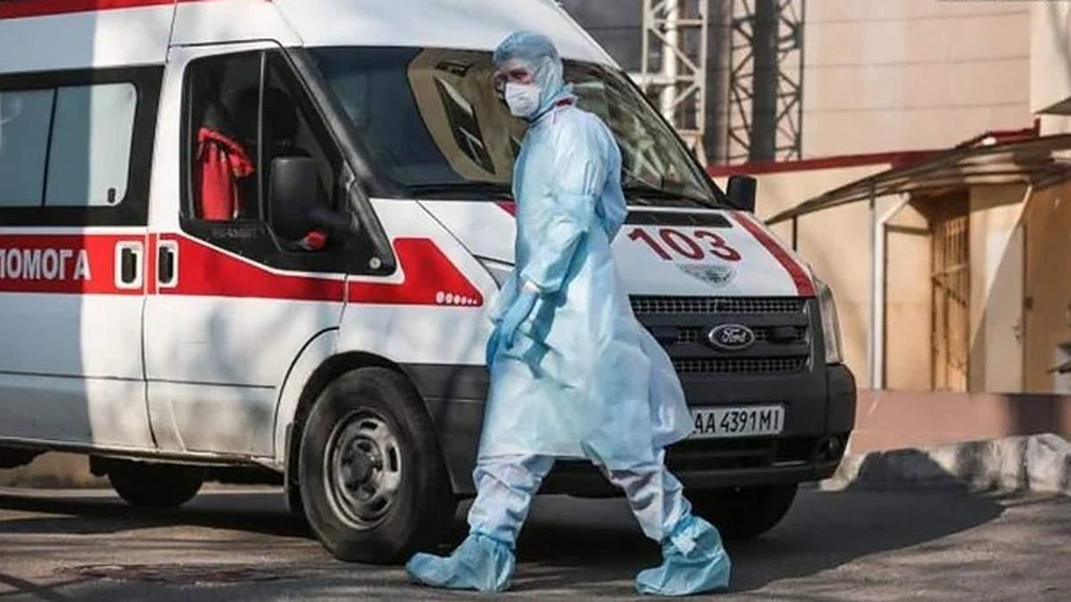 У Києві за добу від COVID-19 померла рекордна кількість хворих