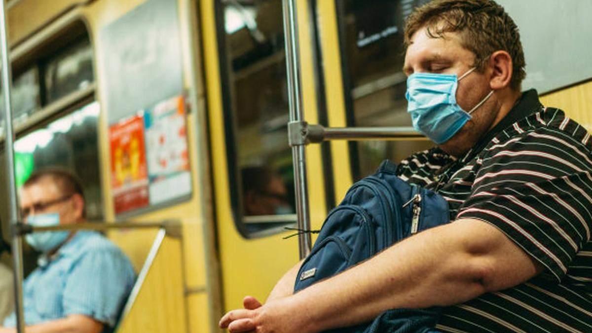 Почти 40% жителей Киева считают, что болели COVID-19