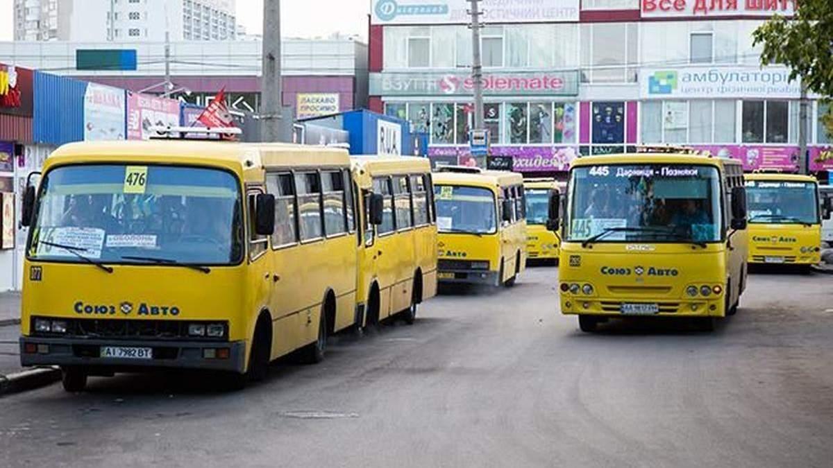 Кличко хоче, щоб за 2 – 3 роки у Києві не було маршруток