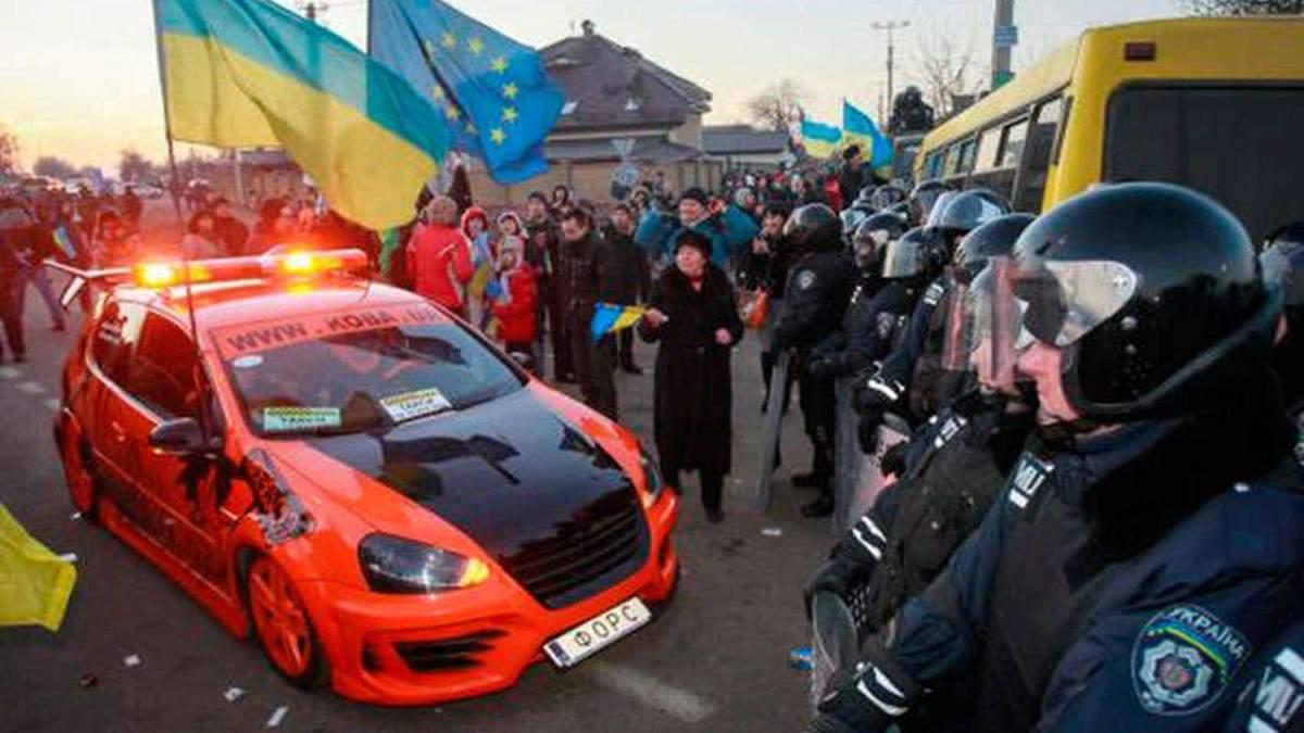 За справи Майдану: у Києві судитимуть екссуддю, який позбавляв прав активістів