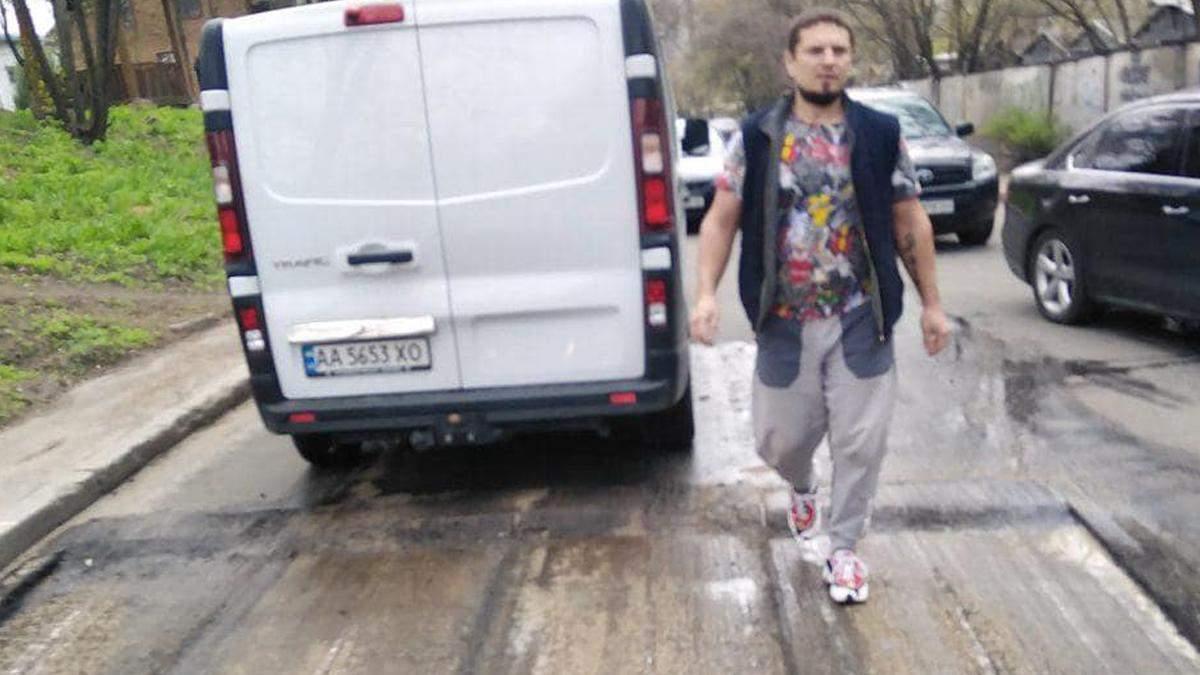 Стрілянина у дорожника у Києві: хуліган пояснив причини своєї поведінки