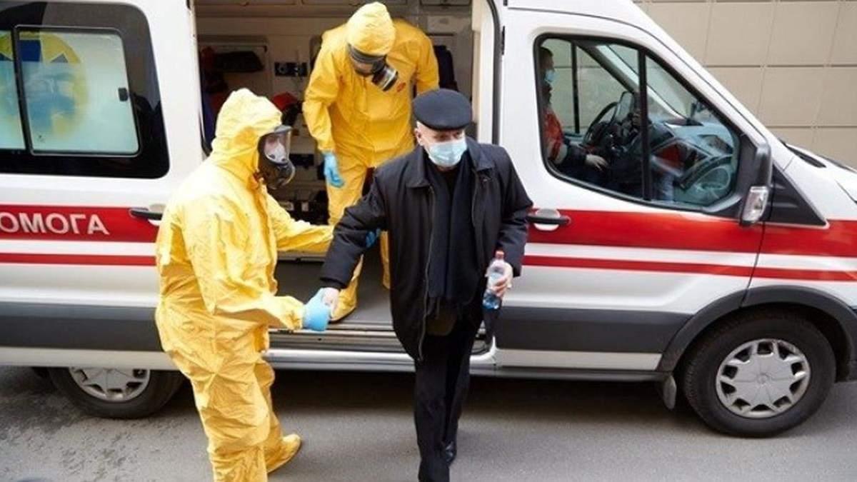 В Киеве уменьшилось количество больных COVID-19