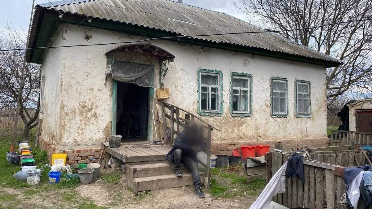 На Київщині 49-річний чоловік зґвалтував свою 91-річну бабусю