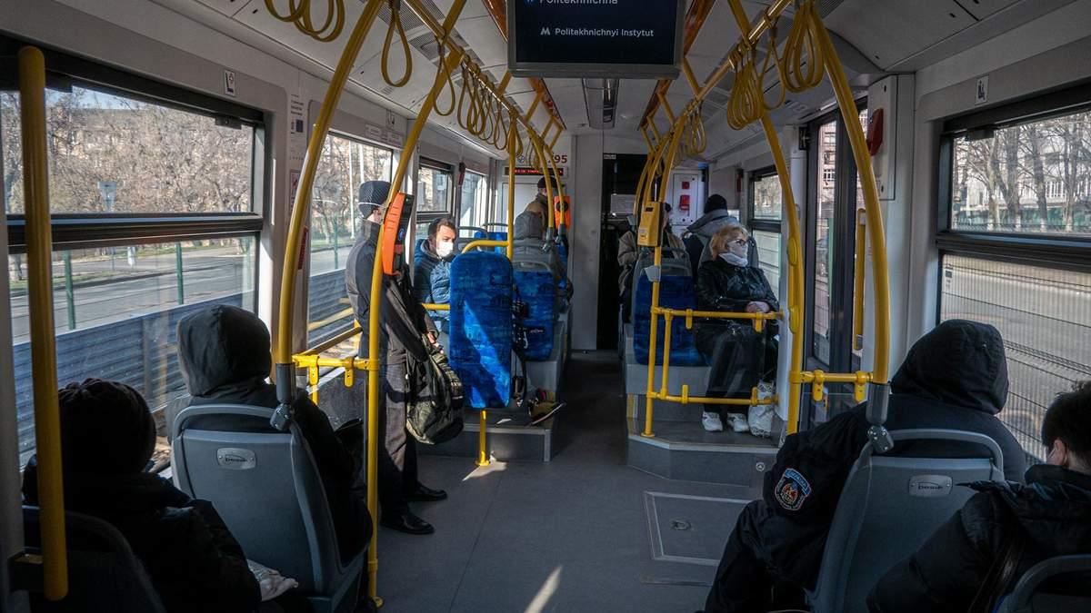 Как работает метро и наземный транспорт в Киеве 1 мая 2021