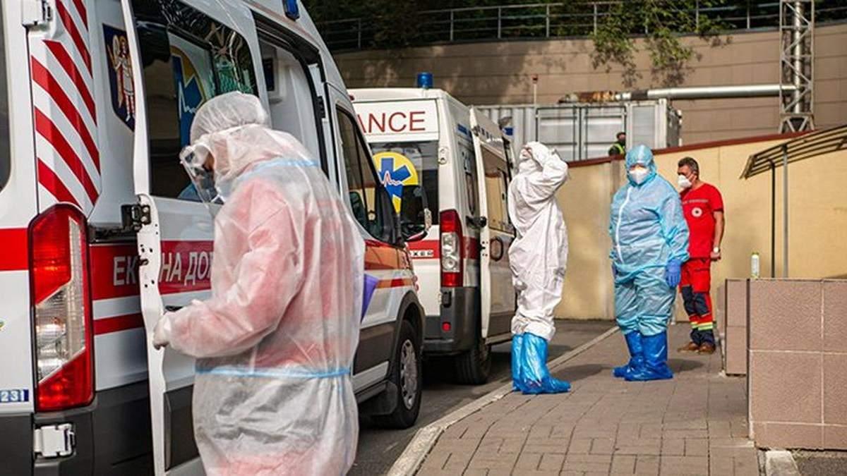 В Киеве на Пасху обнаружили 95 случаев заболевания COVID-19