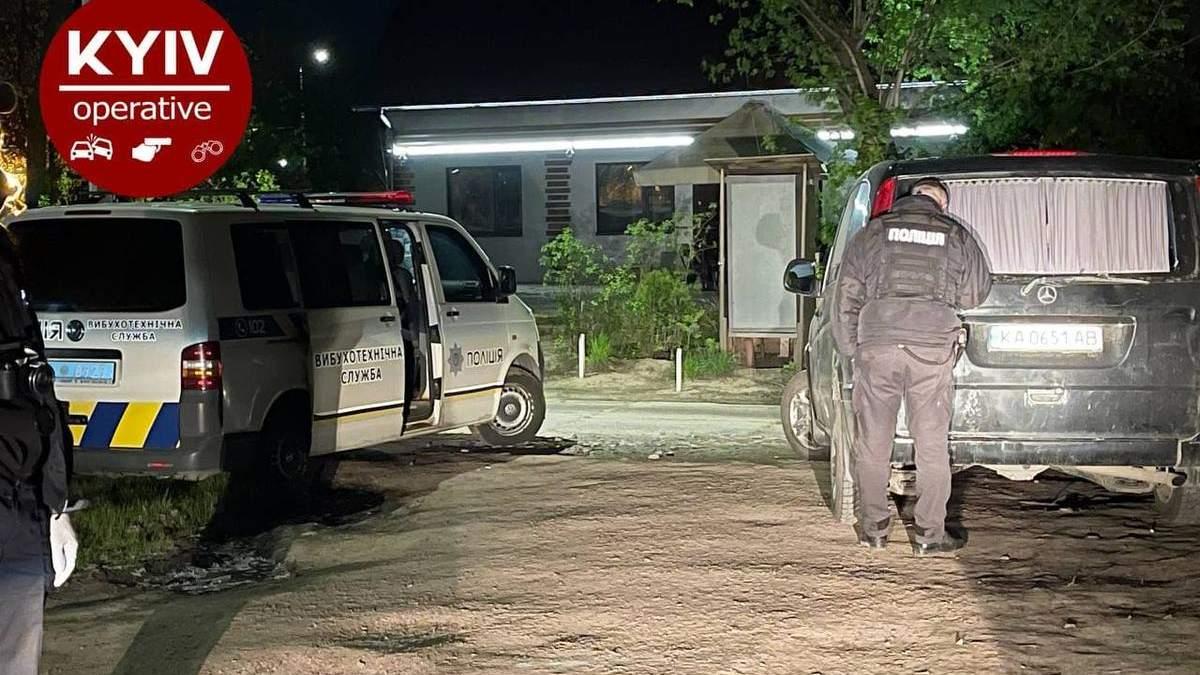 З гранатою: у Києві спіймали тричі позбавленого прав водія під наркотиками – фото