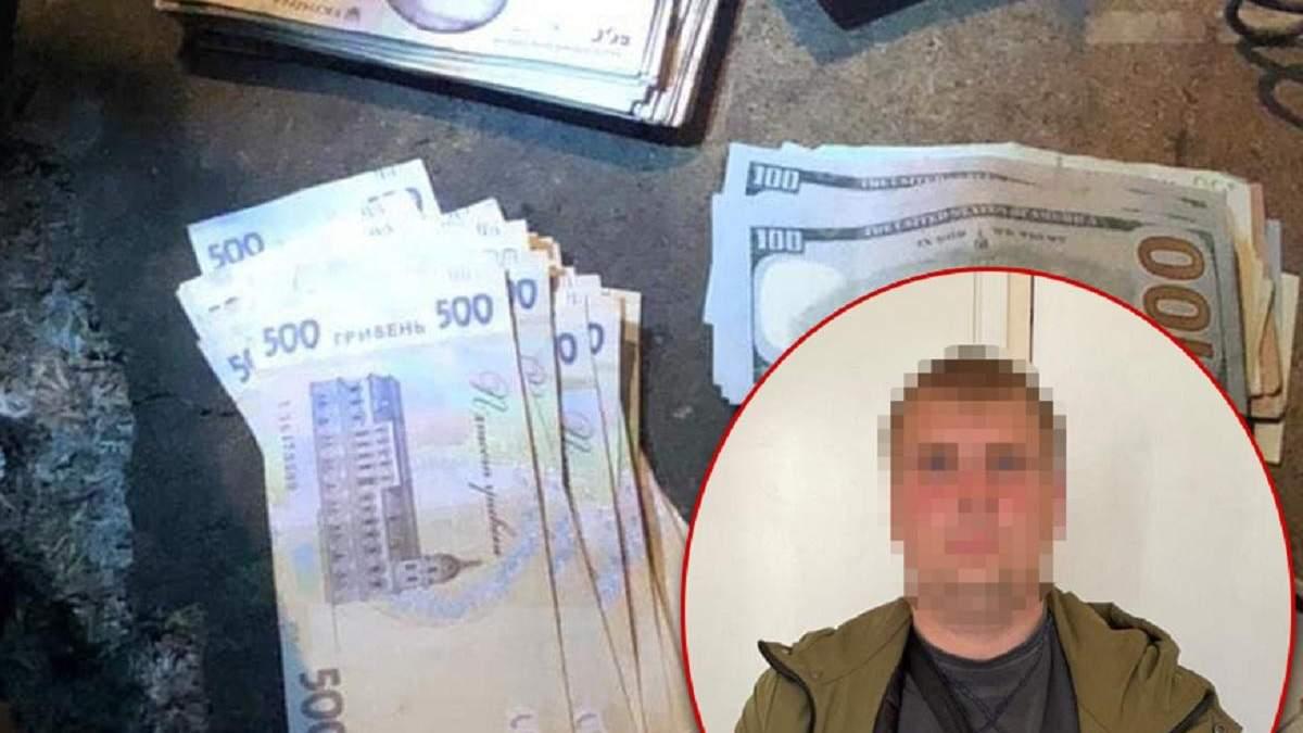 У Києві поліцейський вкрав у потерпілого сумку з грошима