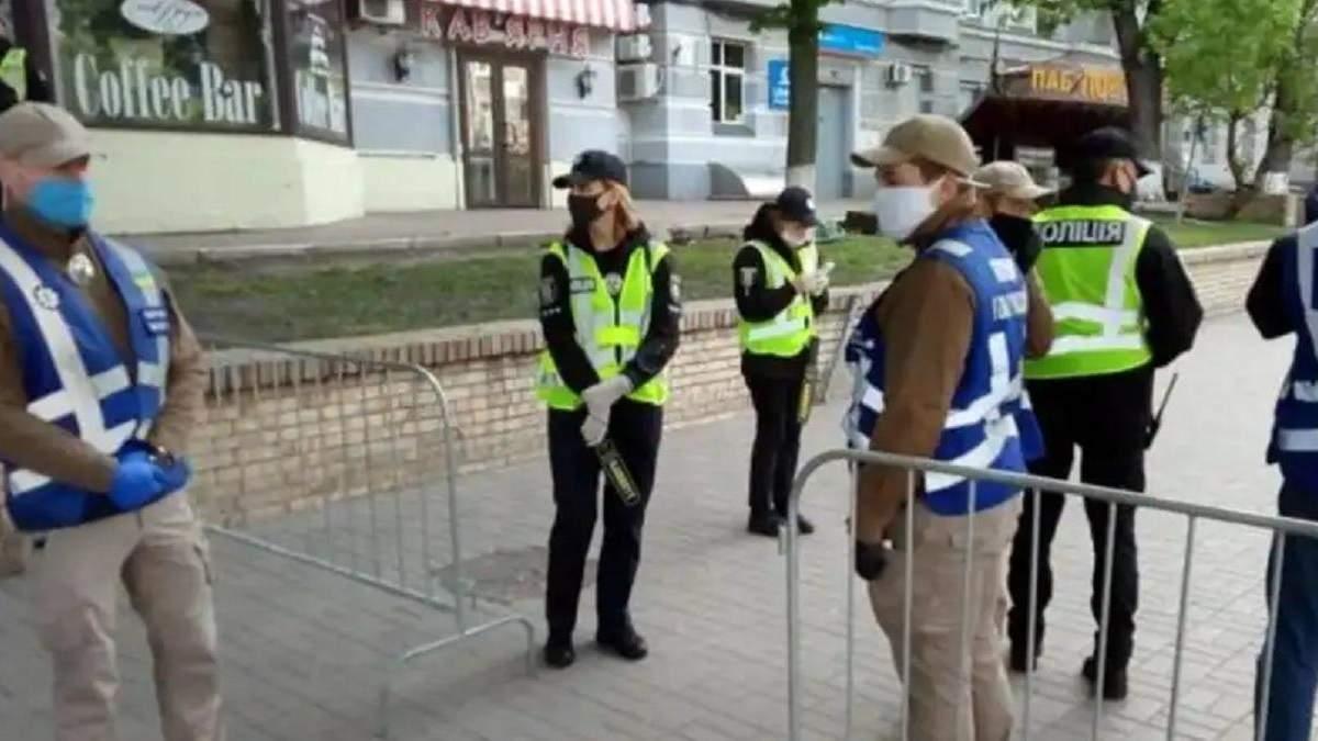 Масштабні акції 9 травня в Києві не плануються, але поліція готова