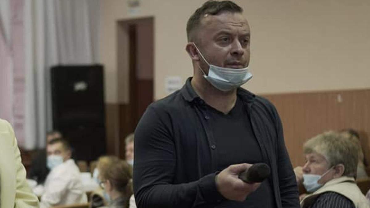 Владимира Подкурганного со Слуги народа взяли под стражу: детали