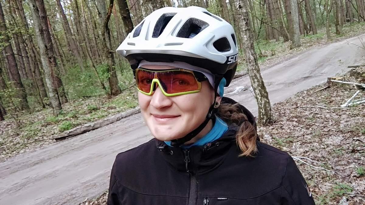 На трассе под Киевом насмерть сбили велосипедистку Веронику Вышинскую