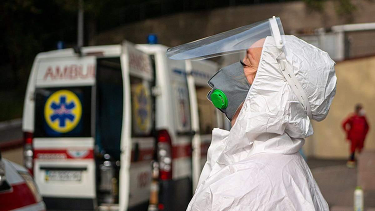 У Києві за добу зафіксували менше 100 хворих на COVID-19