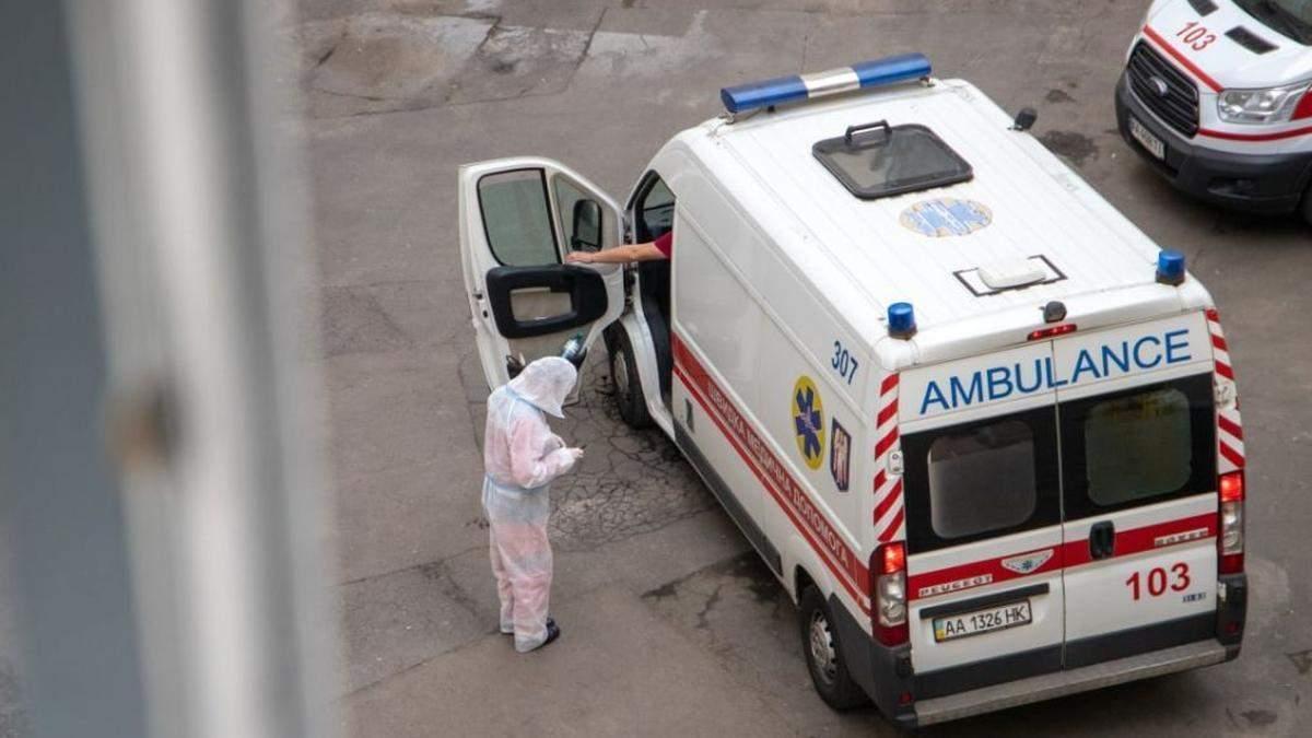 За добу кількість захворілих на COVID-19 у Києві збільшилася у 6 разів